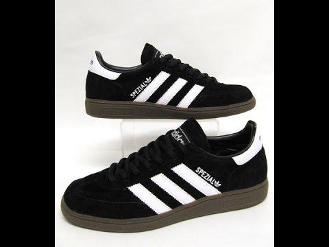 Adidas Spezial unboxing (Black/White/Gum)