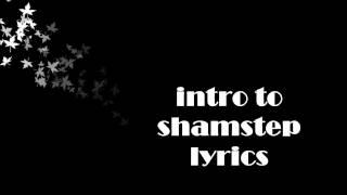 "47SOUL Intro to Shamstep lyrics كلمات ""مقدمة للشامستيب"" السبعة واربعين"