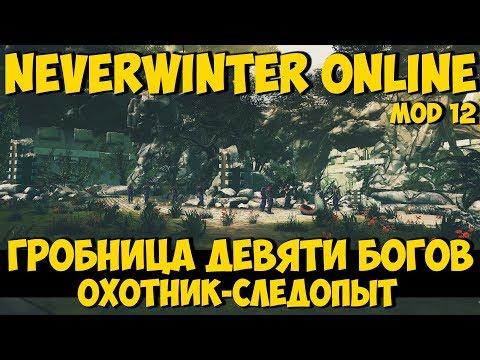 Видео Гробница Девяти Богов   Neverwinter Online   Mod 12