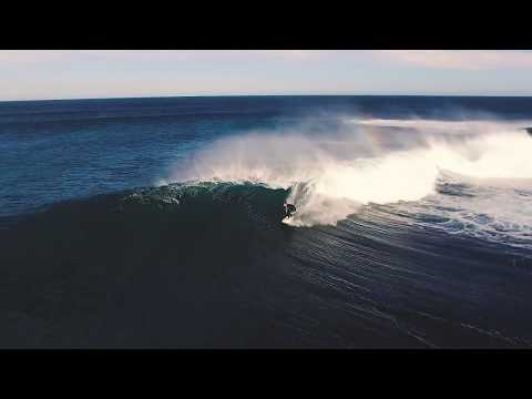 Taj Burrow, Joel Parkinson, and Griffin Colapinto in West Oz, April 2018