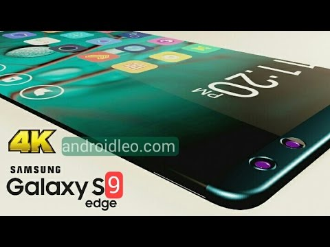 Samsung Galaxy S9 Edge Introduction Concept Video