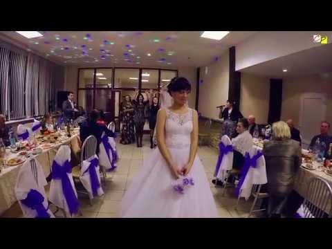 Свадебное видео. Букет и Подвязка.