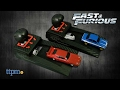 Fast & Furious 1969 Dodge Charger Daytona & 1970 Ford Escort R51600 MK1 + Drift Launcher from Mattel