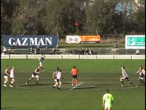 VAFA v VCFL 2009 at Junction Oval (St Kilda Cricket Ground)