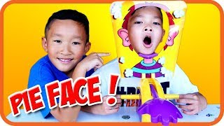Tiger's PIE FACE CHALLENGE - TigerBox HD