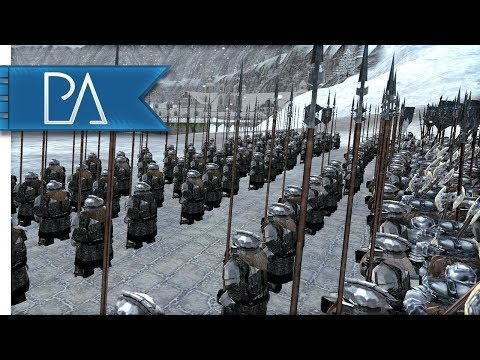 RIVENDELL IS UNDER SIEGE! SURROUNDED BY ORCS! - Third Age: Total War Reforged