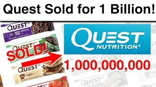 QUEST Sells for $1 Billion