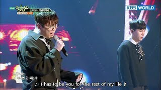 4MEN - Break Up In The Morning | 포맨 - 눈 떠보니 이별이더라 [Music Bank / 2017.11.03]