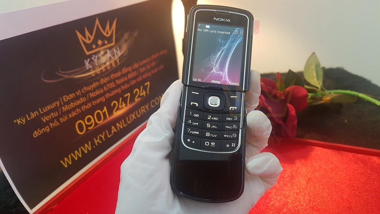 Nokia 8600 Luna Like new