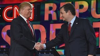 Trump Thinks Ted Cruz's Canadian Birthplace Could Be 'Problem' for GOP