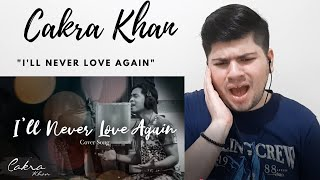 Cakra Khan - I'll Never Love Again ft. Gerry Anake (Lady Gaga Cover) | Vocal Coach Reaction