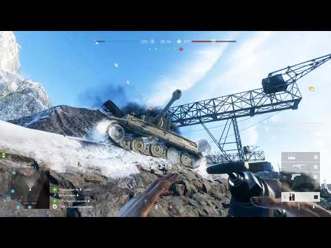 Battlefield V 2018 12 21   Bye Bye Tank