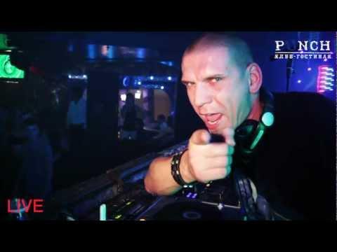MC ЖАН (Radio Record) in club PUNCH CLUB