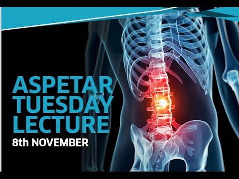 When Is Spinal Pain Less About The Spine? Dr Kieran O'Sullivan