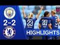 Manchester City 2-2 Chelsea | Women's Super League Highlights