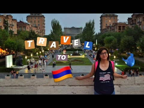 Travel Vlog: Yerevan, Armenia