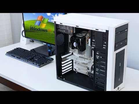 Pentium 4 And Windows XP  // Project + MOD