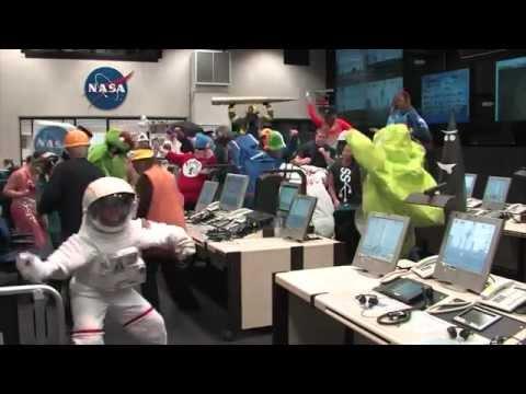 NASA Flight Center - Harlem Shake!!