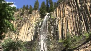 Relax with FANTASTIC WATERFALLS - 03 HIGH FALLS (PURERELAX.TV)