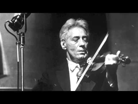 Kreisler/Paganini: Violin Concerto in D-Major 1/2