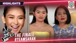 Kendra Aguirre is Team Sarah's Team Winner | The Voice Teens Philippines 2020