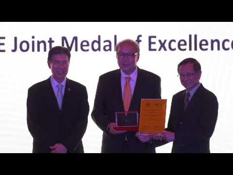 The Institute of Engineers Singapore 51st Annual Dinner   highlights