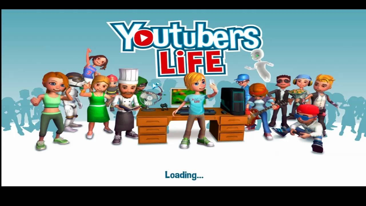 Youtubers Life Gameplay Intro