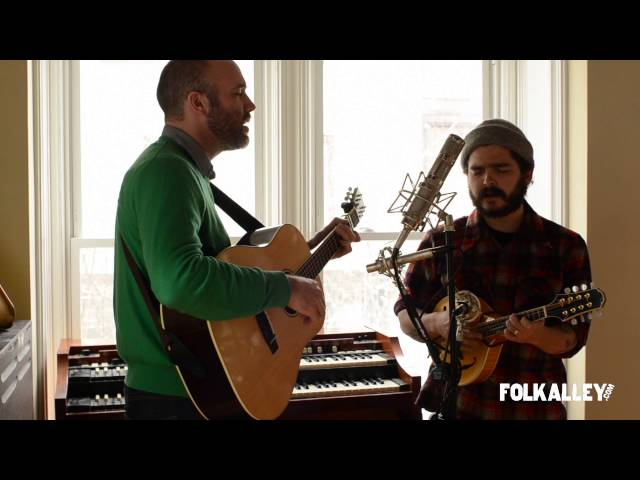 "Folk Alley Sessions: Cahalen Morrison & Eli West - ""Down in the Lonesome Draw"""