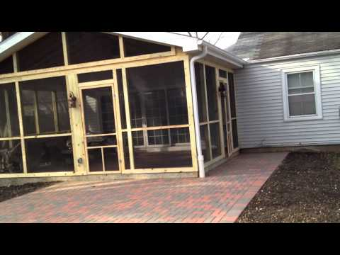 Screened Porch & Patio in Northbrook, IL - Archadeck to the rescue!