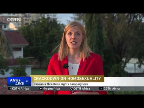 Tanzania threatens gay rights campaigners
