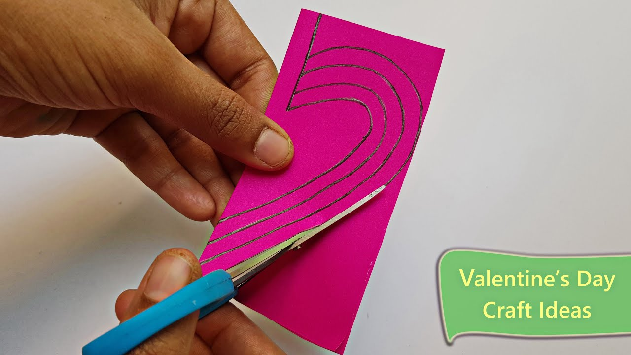 3 Simple Easy Valentine S Day Craft Ideas Valentine S Day