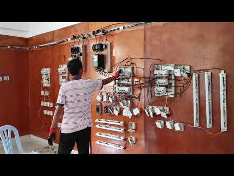 ELECTRICAL WIRING CLASS - Ujian Litar Pintas (Huawei Camera)