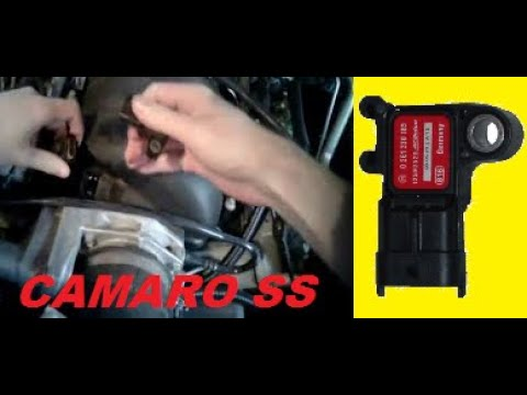 How to Install or Replace a MAP Sensor (3 BAR) for GM LS V8 for