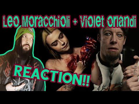 Leo Moracchioli, Violet Orlandi - Listen to Your Heart Reaction!!