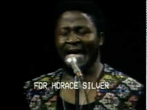 Horace Silver & Andy Bey - happy medium