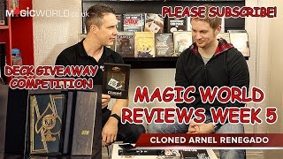 Magic World Review Week 5: Trick Reviews of Cloned VS Torn Too VS Torn Twisted & Restored