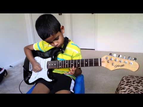 Tujhe Dekha To Ye Jaana Sanam Guitar - From DDLJ (Dilwale Dulhania Le Jayenge)