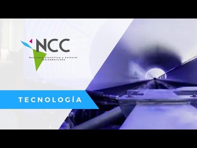 Hyperloop One: el tren que unirá a México - MEX - DGTVE / Tecnología / NCC 28 / 12.02.18