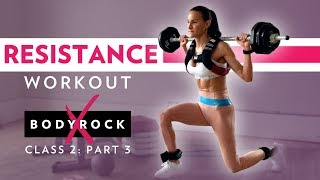 The BEST Resistance Workout for Women part 3