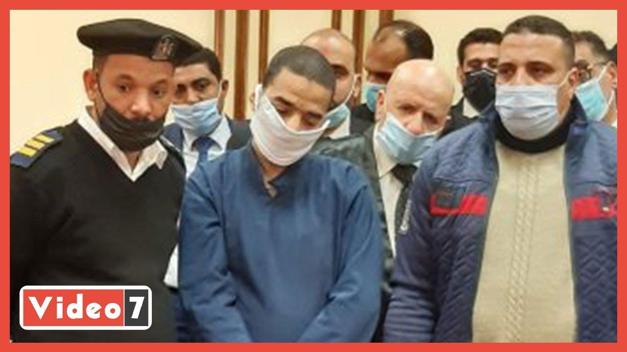 النيابة تطالب بإعدام سفاح الجيزة.. وتؤكد خائن قتل صديقه بدم بارد  - 12:00-2021 / 2 / 24