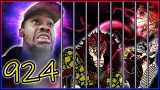 🔴THE TRUE KING REVEALED!!! - One Piece Chapter 924 Live Reaction