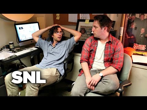 Thumbnail: Kyle and Beck's Most Memorable Season 39 Moment - SNL