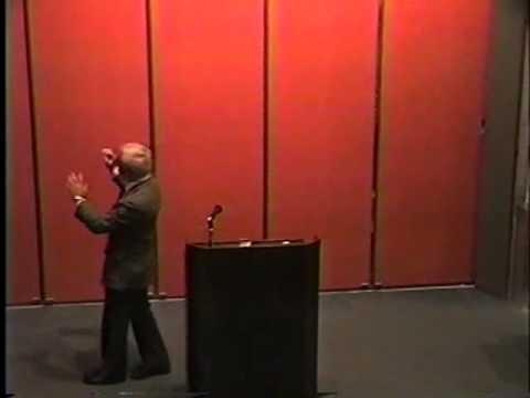 Simpson 2002 lecture 1: Tony Pappas