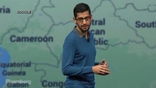 Sundar Pichai Delivers Opening Remarks at Google I/O
