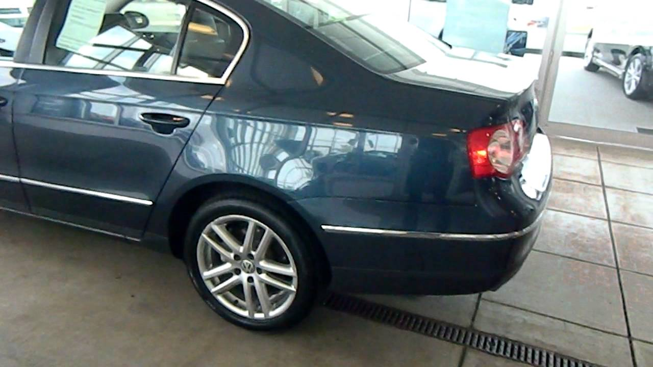 Blue Graphite 2008 VW Pat Luxury @ Eastside Volkswagen in ...