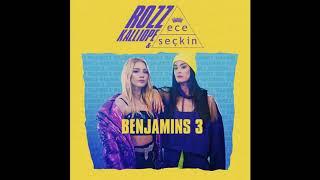 Rozz Kalliope Ft. Ece Seçkin - Benjamins 3 (Remix) Resimi