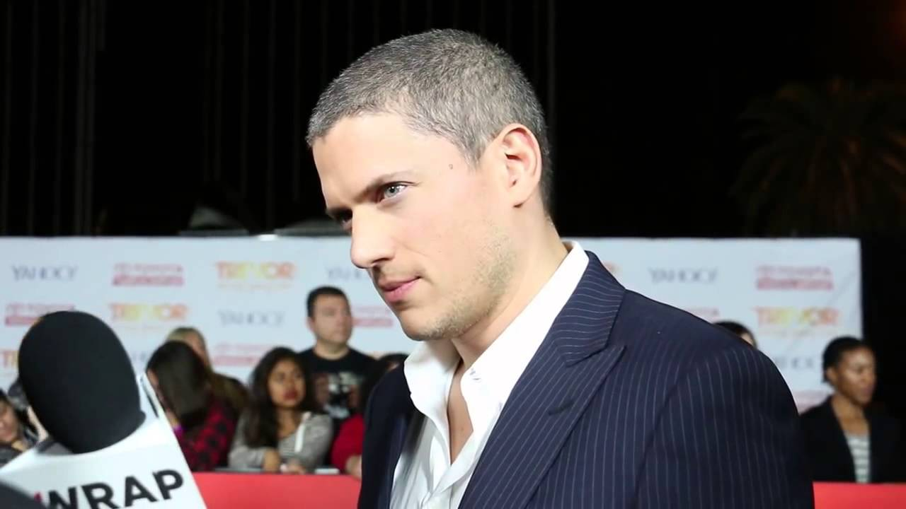 Wentworth Miller at The Trevor Project (рус. субтитры)