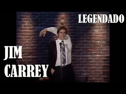 Jim Carrey - Imitações (Legendado)