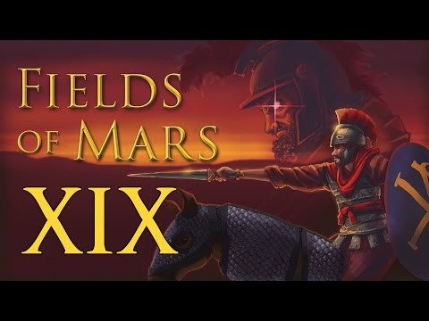 Fields of Mars #19 | Four Consuls | TW Attila Roman Britain NLP