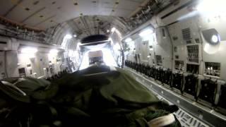 Alaska Airborne Drop
